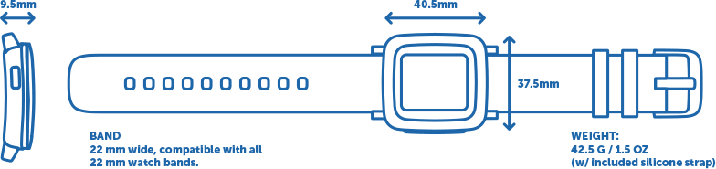 Pebble Time blueprint