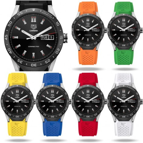 TAG Heuer Connected colors