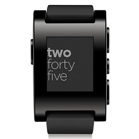 Pebble Steel black 2