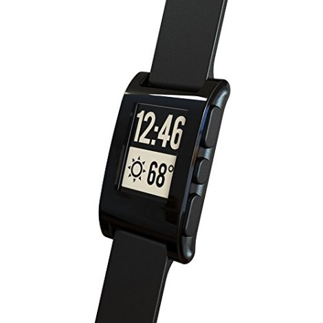 Pebble Steel black 4