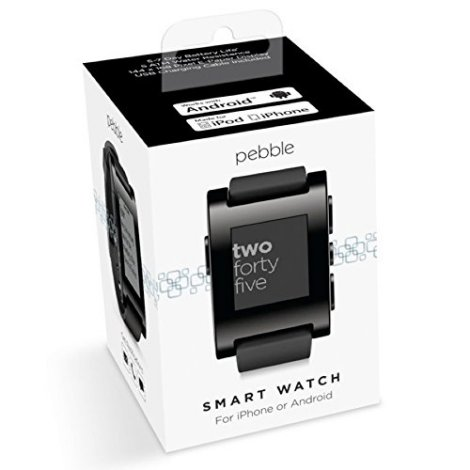 Pebble Steel black 5