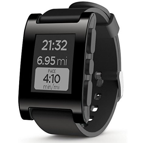 Pebble Steel black 1