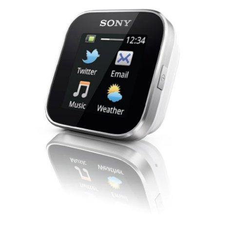 Sony Smartwatch side view