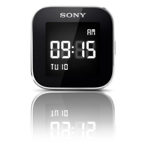 Sony Smartwatch clock function