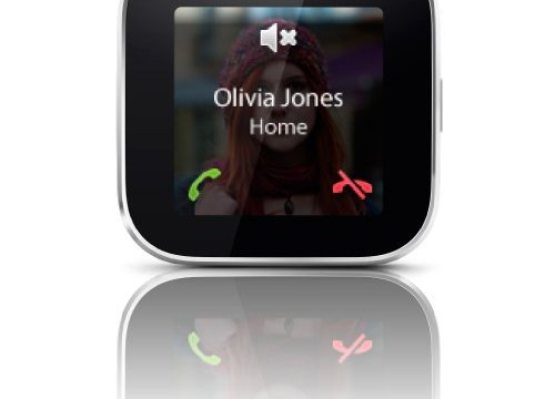 Sony Smartwatch incoming call notification