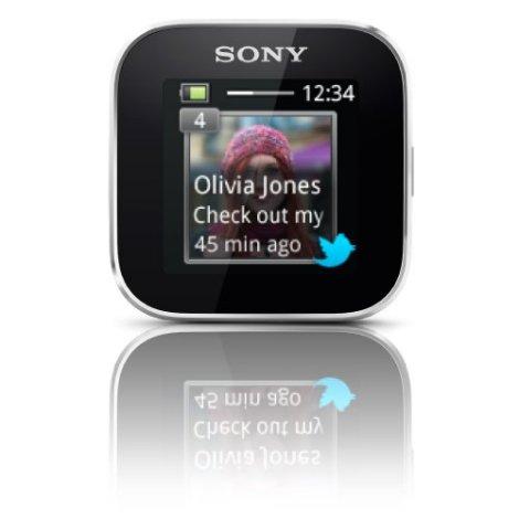 Sony Smartwatch music playlist