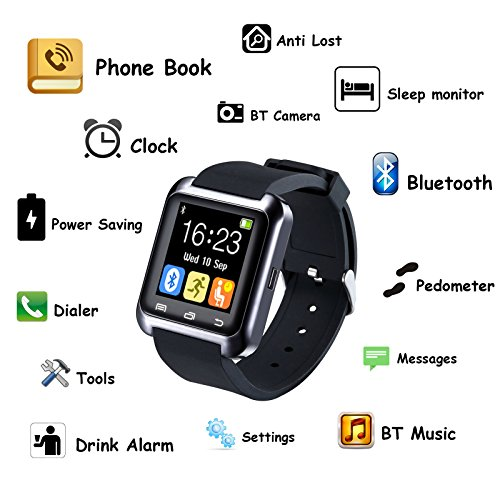 5ive U80 smartwatch 05