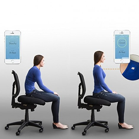 Lumo Lift posture tracking