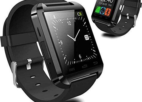 Luxsure U8 Smartwatch Black at AndroidSmartWear.com
