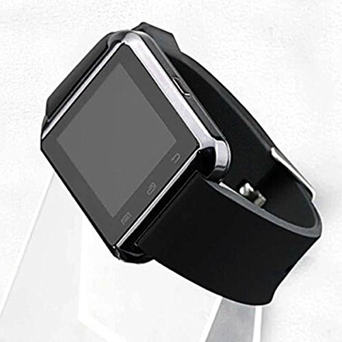 Luxsure U8 Smartwatch Black at AndroidSmartWear.com