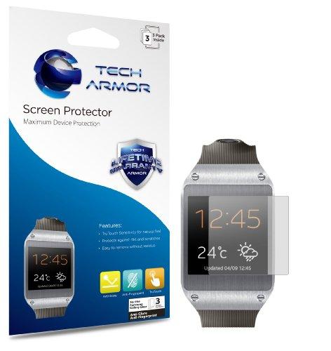 Tech Armor for Samsung Galaxy Gear Smartwatch