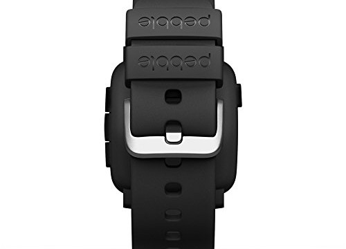 Pebble Time smartwatch black 3