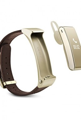 Huawei-TalkBand-B2-Wireless-Activity-Tracking-Wristband-Bluetooth-Earpiece-Works-With-UP-GoldLeather-US-Warranty-0