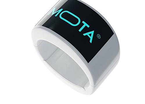 MOTA DOI smart ring pearl white