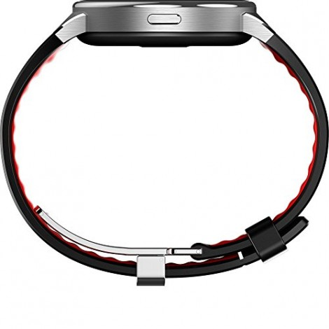 Alcatel OneTouch watch side view