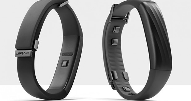 UP3 by Jawbone front and back
