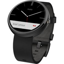 Moto 360 Watch Specifications