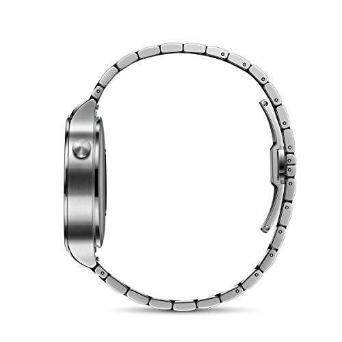 Huawei Watch with stainless steel band 3