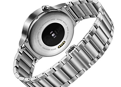 Huawei Watch with stainless steel band 6