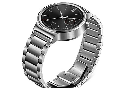 Huawei Watch with stainless steel band 7