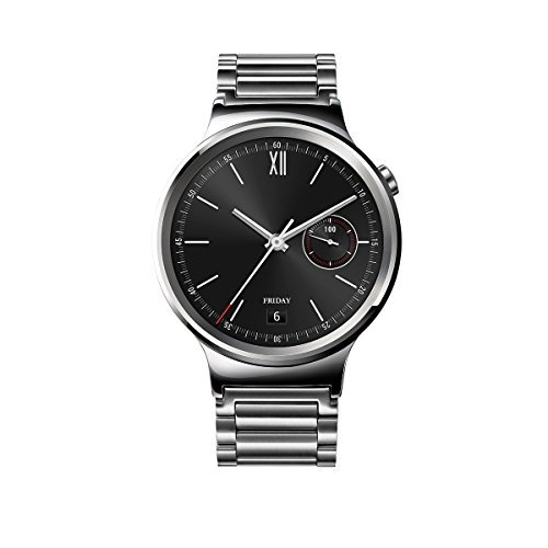 Huawei Watch with stainless steel band 1