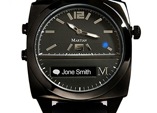 Martian Watches Victory black 2