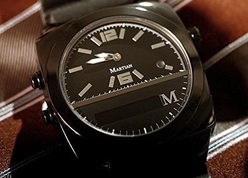 Martian Watches Victory black 3
