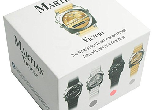 Martian Watches Victory box