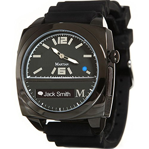 Martian Watches Victory black 1