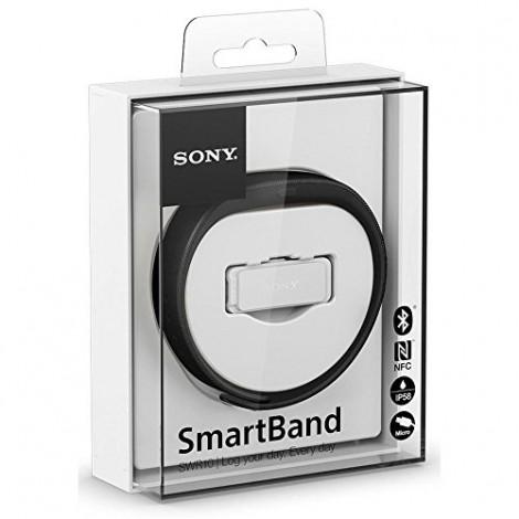 Sony Smartband SWR10 black box