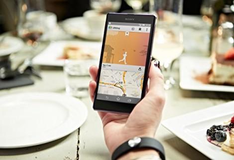 Sony Smartband SWR10 black 6