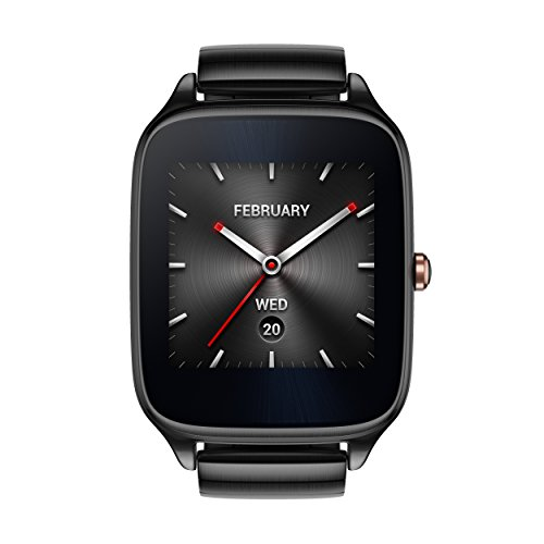 ASUS Zenwatch 2 black image 02