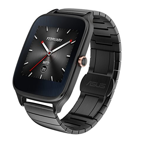 ASUS Zenwatch 2 black image 01