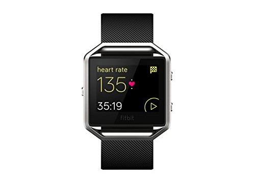 Fitbit Blaze heart rate monitor