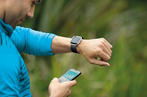 Fitbit Blaze phone sync