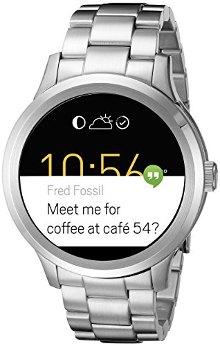 Fossil Q Founder notification