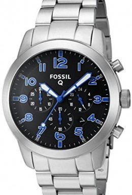 Fossil-Q-Pilot-Stainless-Steel-Smartwatch-0