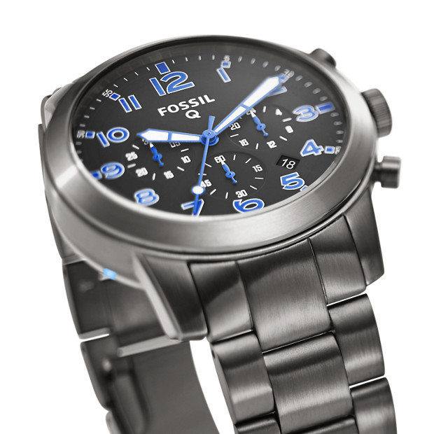 Fossil Q54 Pilot smart watch 05
