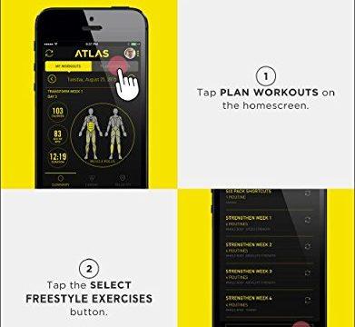 Atlas Wristband Digital Trainer 08