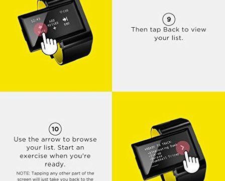 Atlas Wristband Digital Trainer 12