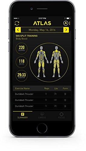 Atlas Wristband Digital Trainer 15