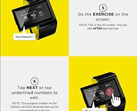 Atlas Wristband Digital Trainer 06