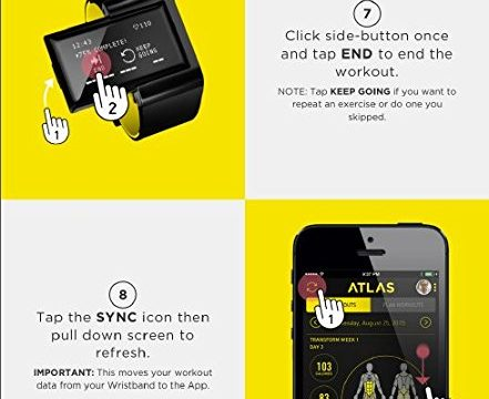 Atlas Wristband Digital Trainer 07