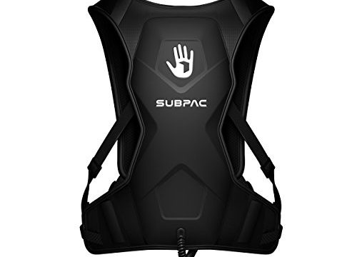 SubPac M2 tactile bass system 01