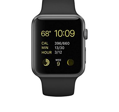 Apple Watch Sport 01