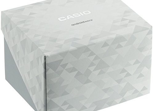 Casio WSD F10 packaging
