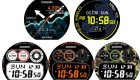 Casio WSD F10 watch faces