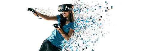 HTC Vive Virtual reality system 06