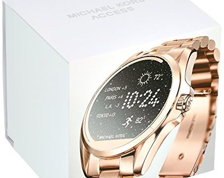 Michael Kors Access Rose Gold 02