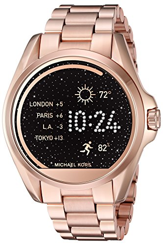 Michael Kors Access Rose Gold 01